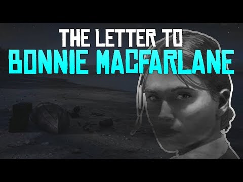 The Letter to Bonnie MacFarlane - Red Dead Redemption 2 thumbnail