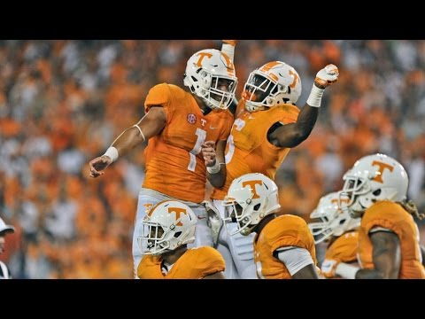 "Tennessee Vols Football Hype video 2016-2017 ""Bulletproof"""