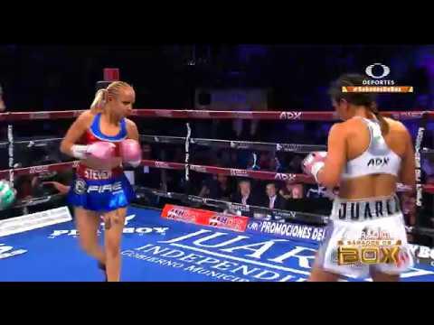 Lourde Juárez vs Karina Fernández