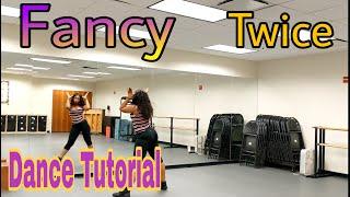 "Gambar cover TWICE ""FANCY"" - DANCE TUTORIAL PT.1"