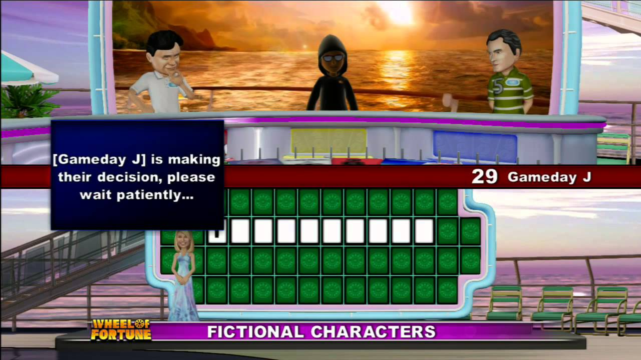 [★ Wheel of Fortune 2012 - Online Game # 8 - FINAL VIDEO ★]