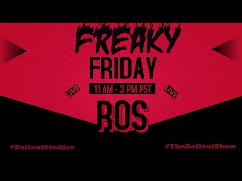 Roll Out Freaky Friday Pt.2 w/ Darius McCrary from Family Matters