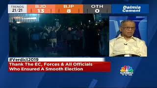 NR Narayana Murthy On BJP's Victory
