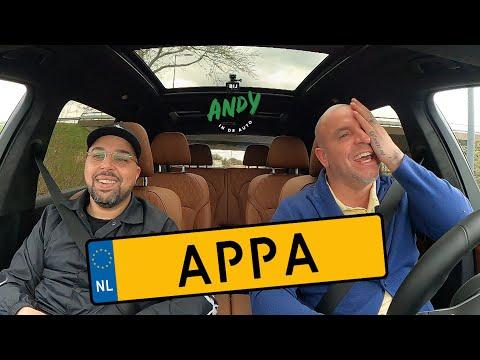 Appa - Bij Andy in de auto! (English subtitles)