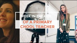 An insanely average week in the life of a primary school teacher | UK Teacher Vlog