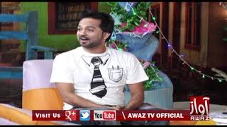 Awaz comedy club Maheen Hisbani  15 10 2018