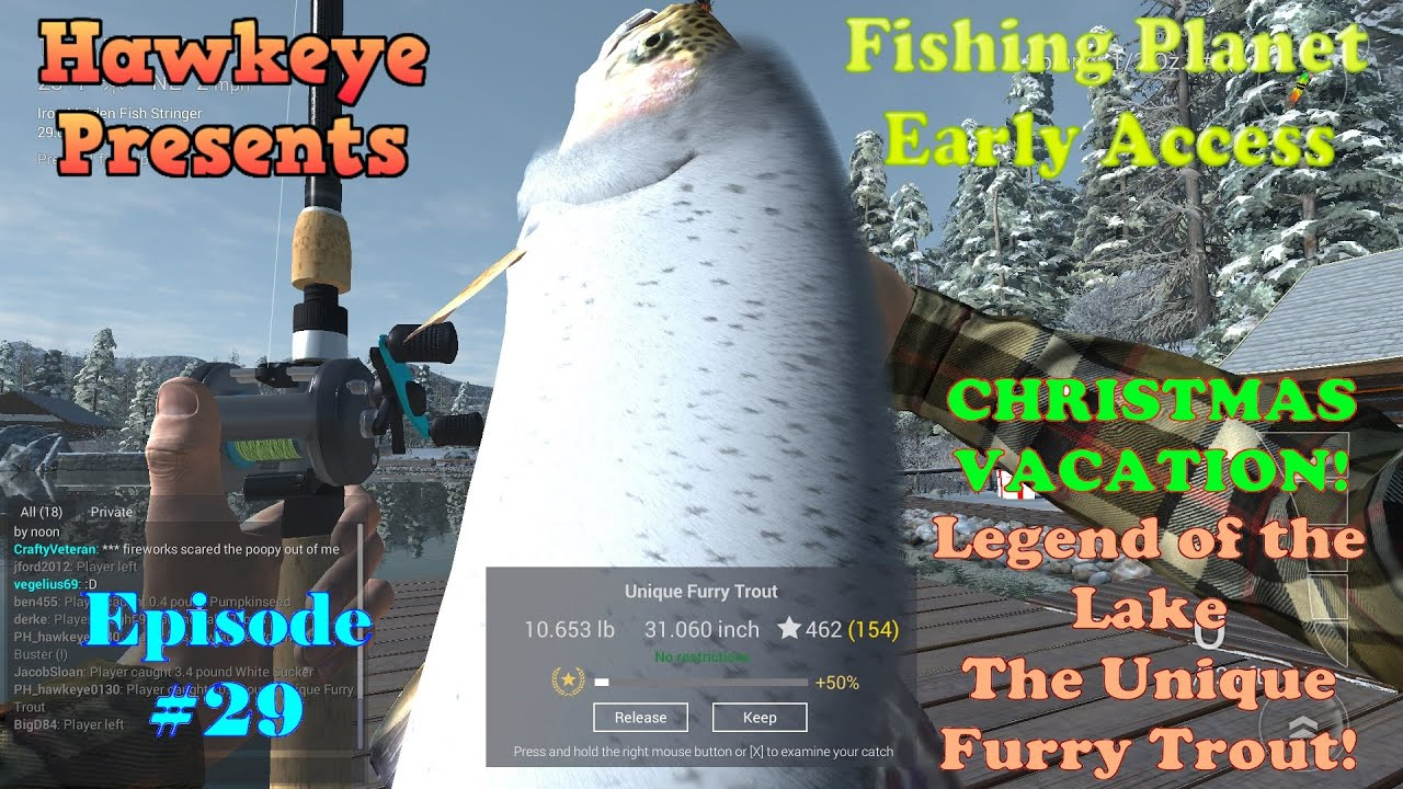 Fishing Planet Episode 4 The Best Trout Fishing Spots In Rocky