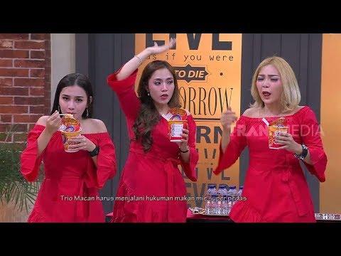 Huaah! Trio Macan Dihukum Makan Mie Super Pedas | OPERA VAN JAVA (17/07/18) 2-5