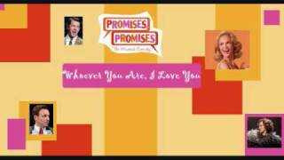 15. Whoever You Are, I Love You - Promises, Promises