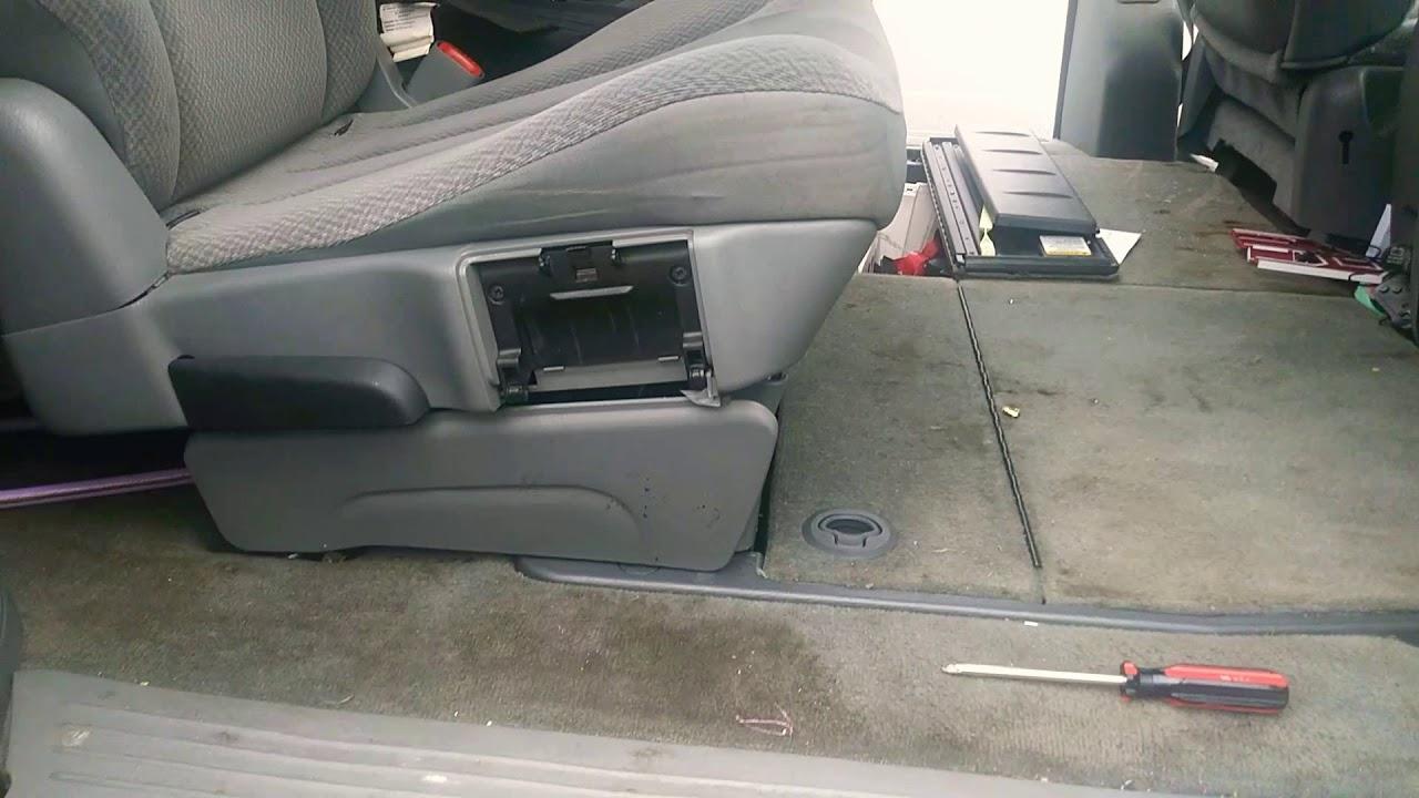 Sliding Door Won T Open Manually 2005 Dodge Grand Caravan