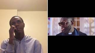 Big Shaq Man Don't Dance Reaction