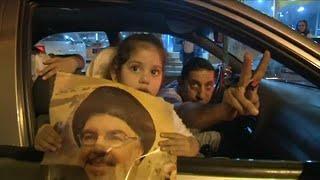 نتائج أولية: حزب الله وحلفاؤه يحصدون أكثر من نصف مقاعد البرلمان اللبناني …