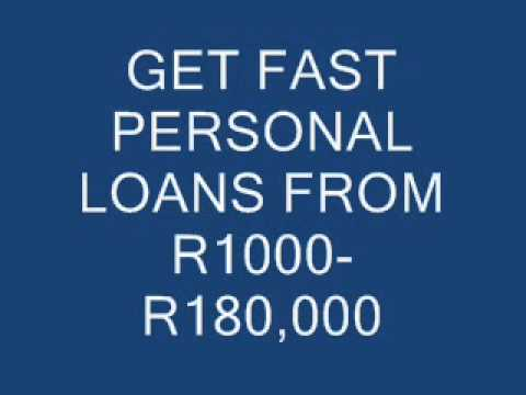 LOANS CONSOLIDATION,SOUTH AFRICA