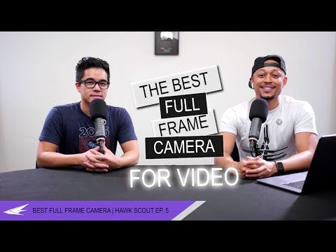 Top 3 Best Full Frame Cameras for Filmmakers 2017 | HAWKSCOUT