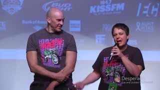 """""""Heterosexual Jill"""" post-screening filmmaker Q&A- 2014 Desperado LGBT Film Festival"""