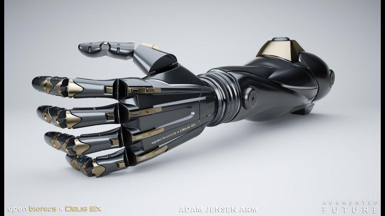 Бионические протезы и гаджеты. Как работать за компьютером в .