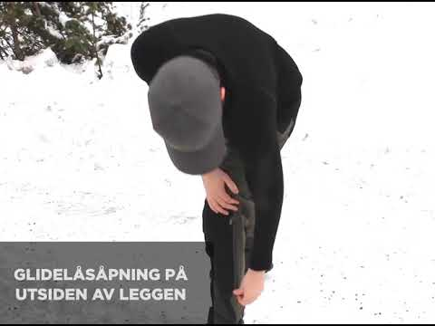 4638f699 Lundhags Makke Pants - YouTube