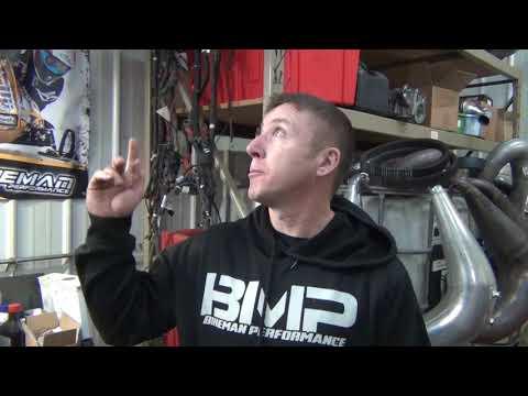 Talking Snowmobile Pipes At Bikeman Performance