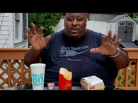 Download The McDonald's Travis Scott Meal in Under a Minute Challenge