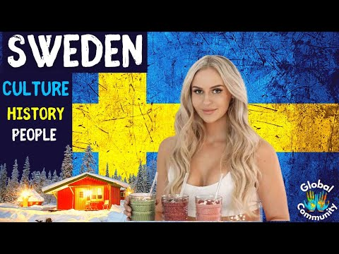 Sweden's Impact on the World!   Sweden Facts