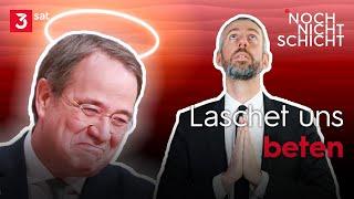Sebastian Pufpaff – Der Erlöser der CDU ist da: Armin Laschet