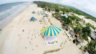 Ngẫu hứng check in Coco Beach Camp tại Lagi-Bình Thuận