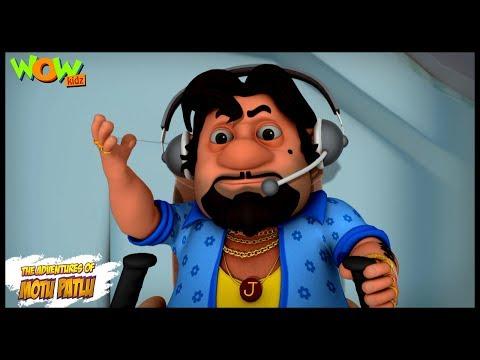 John Ke Missiles - Motu Patlu in Hindi WITH ENGLISH, SPANISH & FRENCH SUBTITLES thumbnail