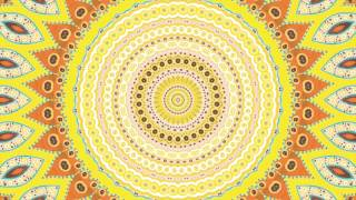 Relaxing Solar Plexus Chakra Mandala Meditation