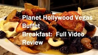 Video Planet Hollywood Vegas Buffet Breakfast; what's happening? from top-buffet.com download MP3, 3GP, MP4, WEBM, AVI, FLV Desember 2017