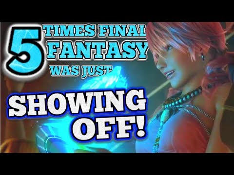 Starscourgey Ifrit & Summon Atheism Semi-RANT! Final Fantasy