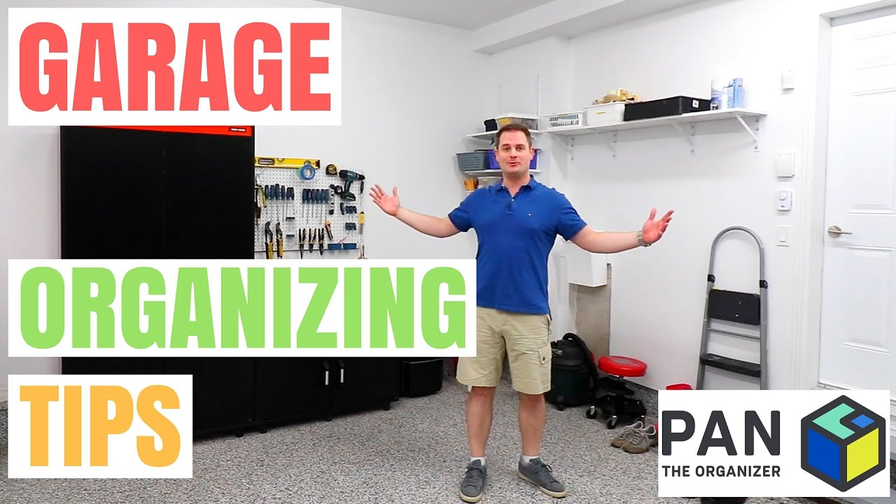 How To Organize Your Garage Tools Amp Hardware Doovi