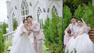 Hình cưới của 2 vợ chồng son-결…