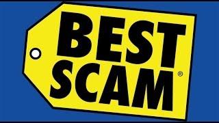 Best Buy Return & Warranty Scam