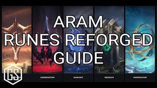 ARAM Runes Reforged Guide