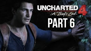 Uncharted 4 Gameplay Walkthrough Part 6 - GRAVE OF HENRY AVERY (Chapter 8)