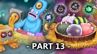500% Breeding Increased Chance + Rare Duets Gameplay Part 13 | My Singing Monsters