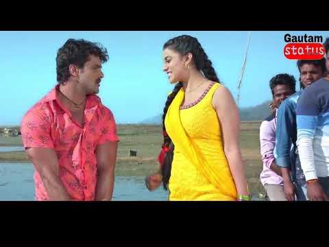 Khesari Lal Yadav VS Akshara Singh Funny WhatsApp Status Video||Bhojpuri Status||WhatsApp Status👍