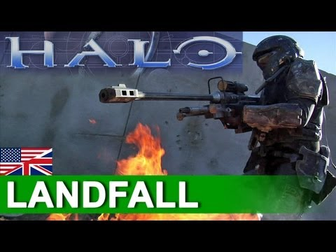 Halo Landfall Full Live Action Movie 2012 Official Hd Youtube