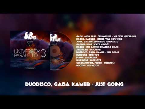 Duodisco, KAMER - Just Going (UP CLUB RECORDS)