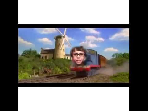 WHAT THE FRICK - Thomas The Tank Engine