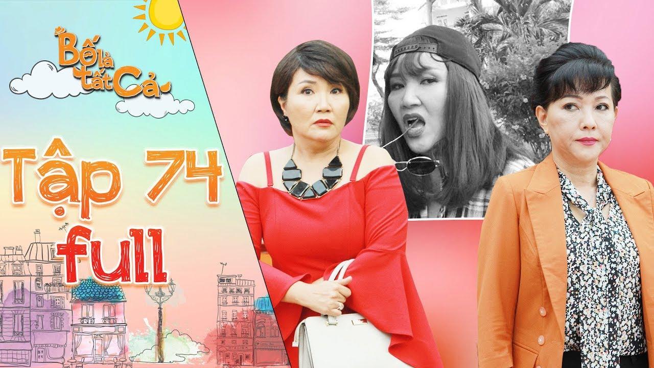 Bố là tất cả | tập 74 full: Kim Anh bị cô Ngân
