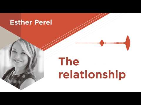 Sex, Marriage, & Business: Relationship Therapy with Esther Perel