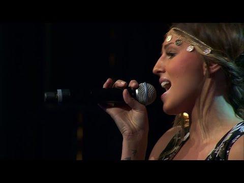 Mikaela Samuelsson sjunger No One i solomomentet av Idols slutaudition - Idol Sverige (TV4)