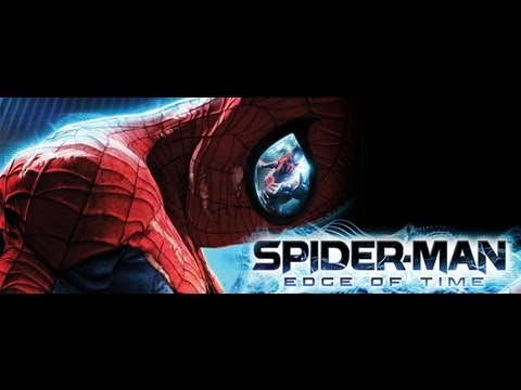 Game Fly Rental (4) Spider-Man Edge of Time Part 11: Act-3 C