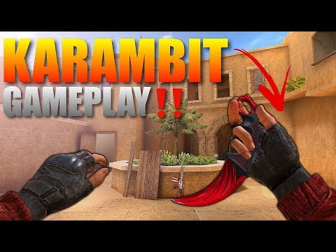 StandOff 2 Karambit Claw Gameplay‼️