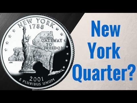 Cuanto Vale la Moneda de New York (El estado del Imperio)