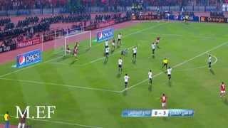 فيديو اهداف فوز الاهلى والصفاقسي 3-2 فى بطولة سوبر افريقيا 2014