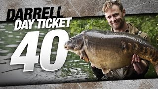 Darrell Peck - Day ticket 40 | Carp Fishing Korda