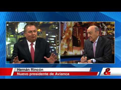 Pregunta Yamid: Germán Efromovich y Hernán Rincón, Nuevo Presidente ejecutivo de Avianca