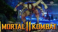 "Most Broken Move EVER Causes Rage Quit! - Mortal Kombat 11: ""Sheeva"" Gameplay"